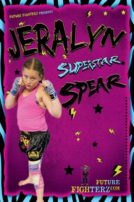 Jeralyn Spear Zebra Poster