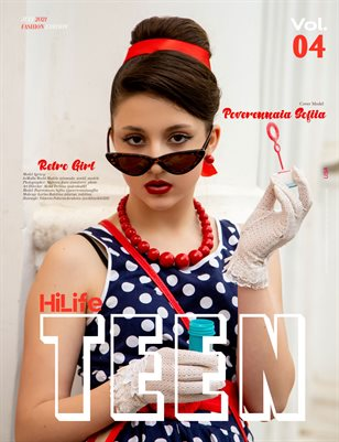 Teen HiLife Magazine Vol-4