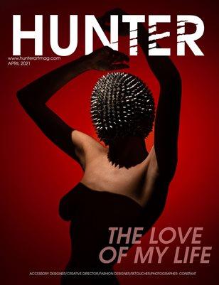 The HUNTER Magazine issue April 2021 vol.1