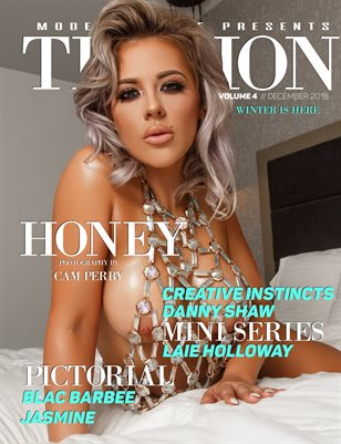 Tension Magazine #4 (Honey)
