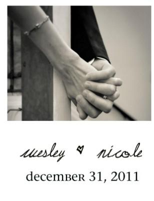 Wesley & Nicole