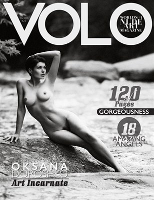 VOLO Magazine #23 - The 2015 GORGEOUSNESS issue