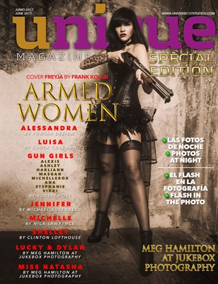 UNIQUE MAGAZINE AND MORE .... JUNE 2017