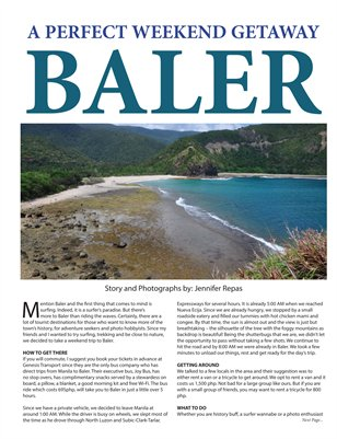 Baler by Miss Jennifer Repas