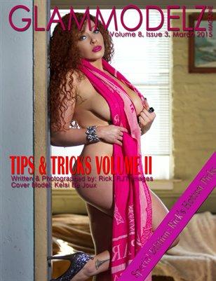 GlamModelz Magazine, Tips & Tricks II, Volume 8, Issue 3,