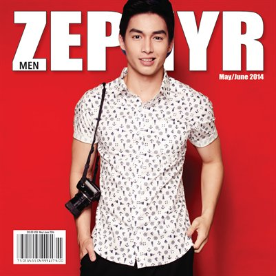 ZEPHYR Men - May/June 2014
