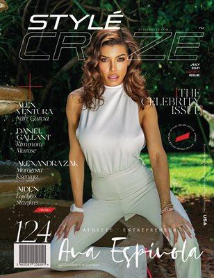 JULY 2021 Issue (Vol: 124) | STYLÉCRUZE Magazine