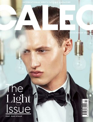 CALEO MAGAZINE The Light Issue feat. Dan Hyman