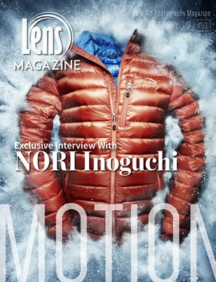 Lens Magazine Issue #53 MOTION