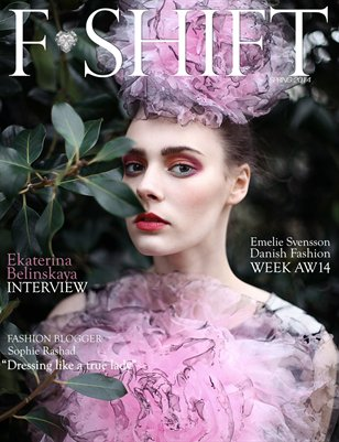 Fashion Shift Magazine SPRING 2014 | COVER 2