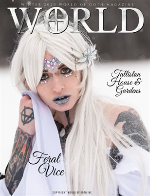 WORLD OF GOTH MAGAZINE WINTER 2020