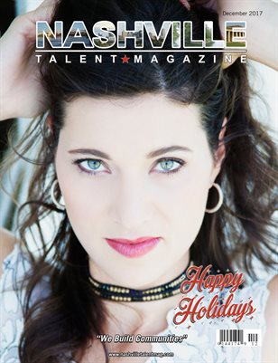 Nashville Talent Magazine December 2017 Edition