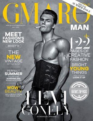 GMARO Magazine May 2021 Issue #34
