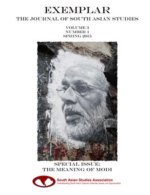 Exemplar - The Journal of South Asian Studies - v3 n1