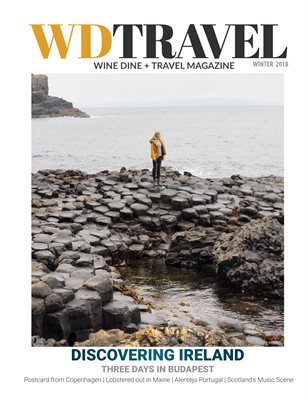 Wine Dine & Travel Winter 2018 Discover Ireland