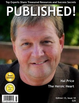 PUBLISHED! Excerpt featuring Hal Price