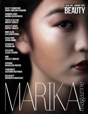 MARIKA MAGAZINE BEAUTY (January - ISSUE 499 )