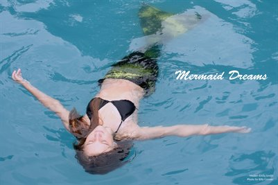 Emily S Mermaid Dreams Poster