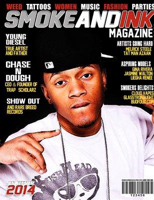 Smoke and Ink Magazine Issue #1