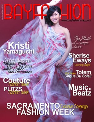 BAYFashion March 2012 - The Fashion Week Issue