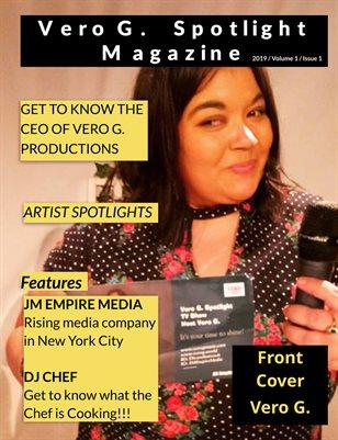 Vero G. Spotlight Magazine