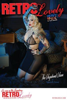 Vagabond Vixen Cover Poster
