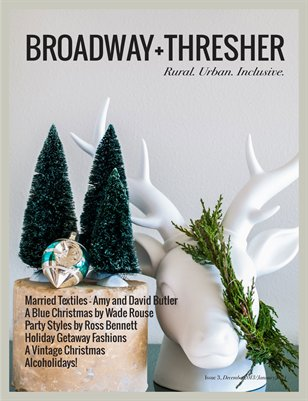 B+T Issue 3, Holiday 2013