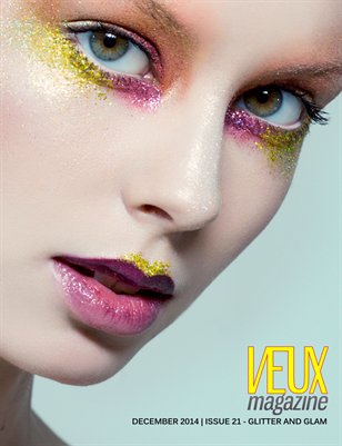 Issue 21: Glitter and Glam - Glitter Cover
