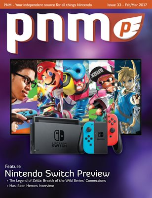Pure Nintendo Magazine (PNM) Issue 33