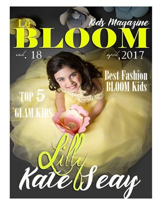 Lě Bloom Kids Magazine Vol. 18