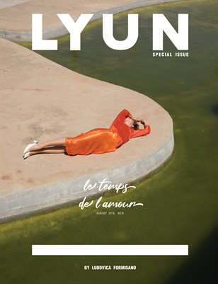 LYUN ISSUE No.8 (VOL No.3)