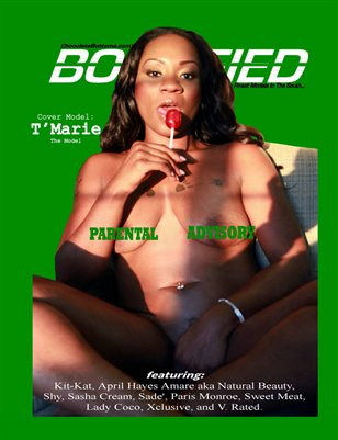 Bonafied Magazine T'Marie  Dec 2013