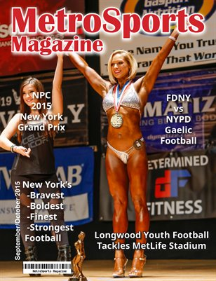 MetroSports Magazine Oc-Nov 2015 NPC Grand Prix SD