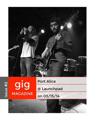 gig MAGAZINE issue #2
