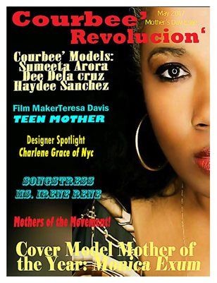 Courbee' Revolucion' Magazine May Issue