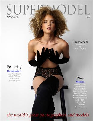 Supermodel Magazine Issue 059