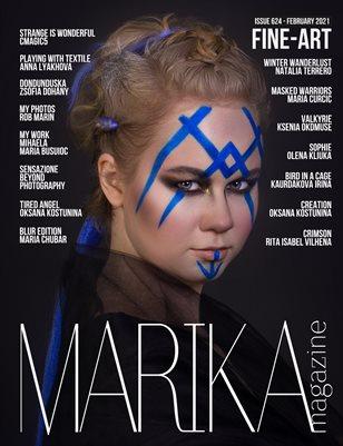 MARIKA MAGAZINE PORTRAIT (ISSUE 624 - February)