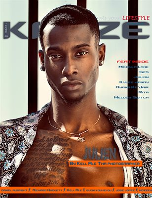 Kayze magazine issue 29 -Julien - lifestyle