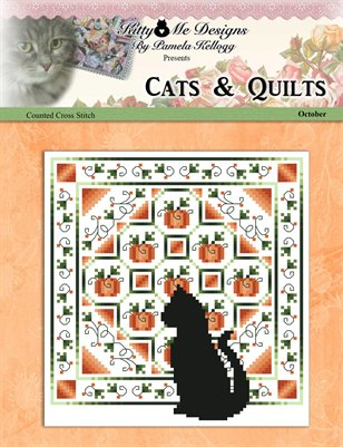 Cats And Quilts October