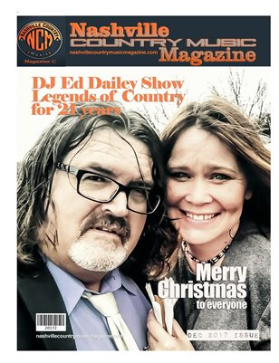 Nashville Country Music Magazine December & January 2017-18