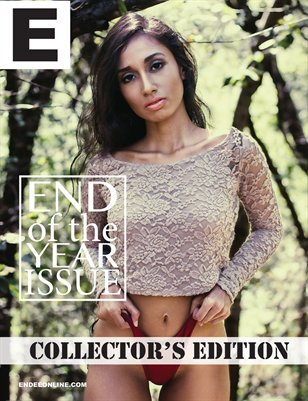 ENDEE Magazine EOY Collector's Edition 2016