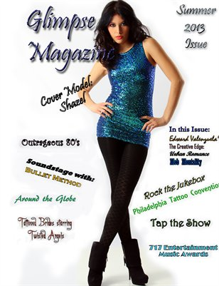 Glimpse Magazine Issue #2