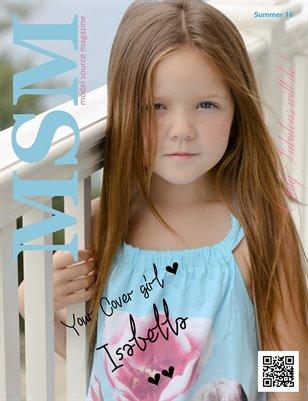 Model Source Magazine Summer 2016