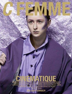 C FEMME #03 (COVER 8)