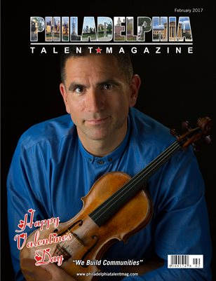 Philadelphia Talent Magazine February 2017 Edition