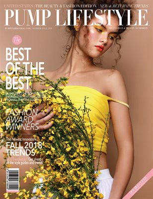 PUMP Lifestyle - The Beauty & Fashion Edition | October 2018 | Vol.5