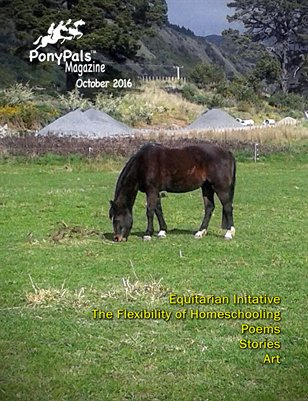 October 2016 Pony Pals Magazine -- Vol.6 #5