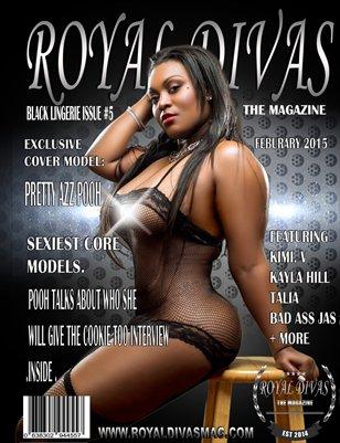 Black Lingerie Issue #5
