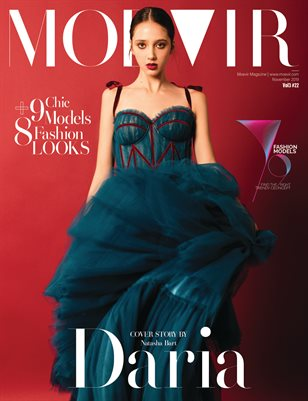 Vol3#22 Moevir Magazine November Issue 2019