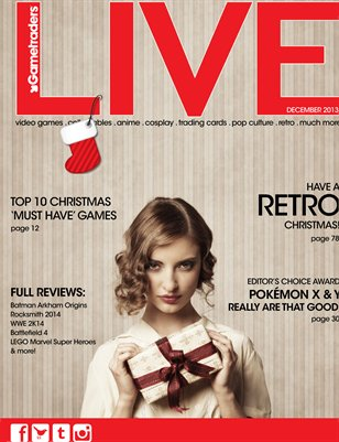 Live Magazine Christmas Edition